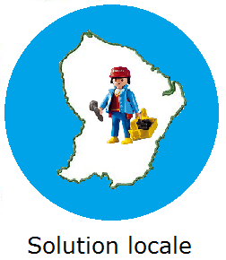 Création d'emplois en Guyane