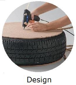 Développer une gamme de mobilier au design original