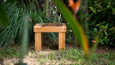 Table BRET - Table basse en palette - Guyane