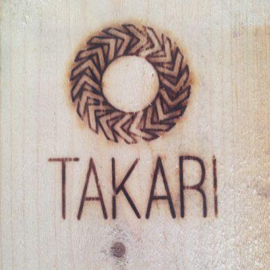 TAKARI - Logo